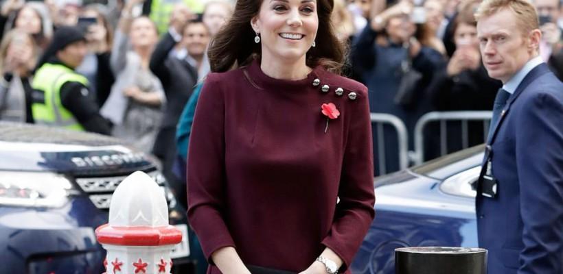 Kate Middleton ar fi însărcinată cu gemeni!