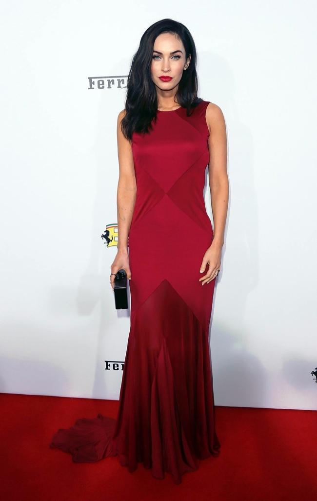 megan-fox-versace-red-dress