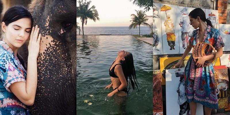 Fashion Bloggerița Doina Ciobanu petrece o vacanță de vis în Bali! Moldoveanca face furori cu ținutele sale (Foto)