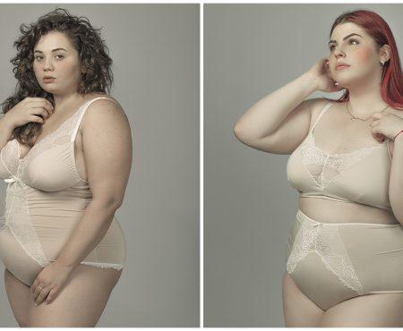 """Fotografa Dasha Chegarovskaya declară în cel mai artistic mod că și modelele """"+ size"""" sunt frumoase"""