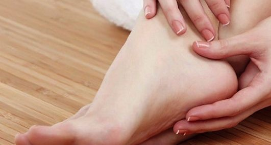 de ce picioarele mele sunt atât de mâncărime iarna