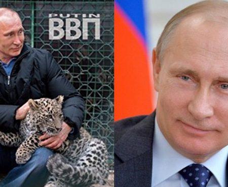 Vladimir Putin a pozat din nou pentru calendar! Vezi cum apare președintele rus în varianta din 2018 (FOTO)