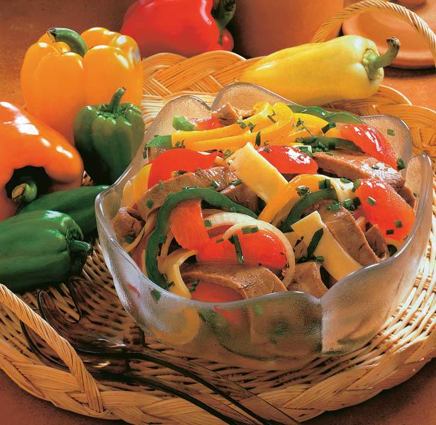 salata cu ardei