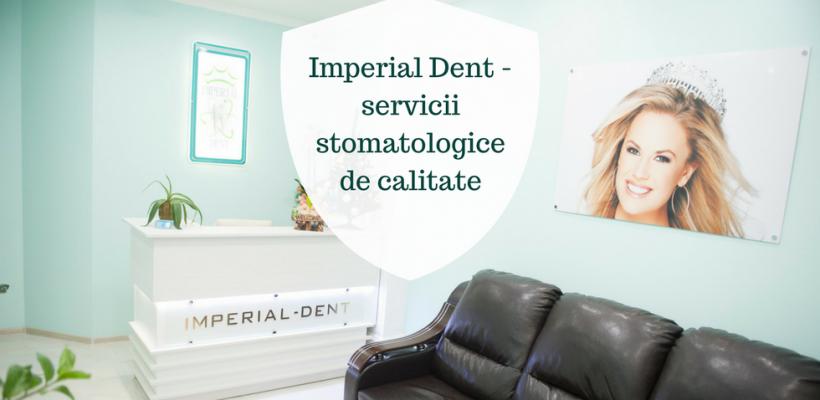 Servicii stomatologice de calitate