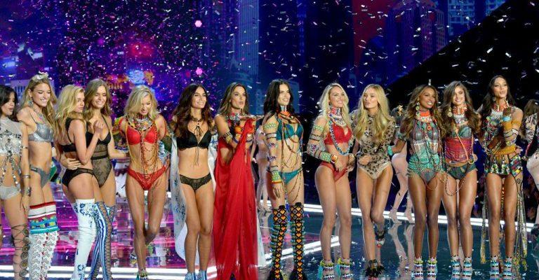 Cel mai sexy eveniment al anului! Vezi cum a fost la show-ul Victoria's Secret (Foto)