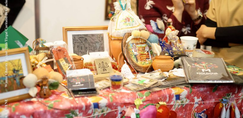 Vino la Winter Charity Bazaar. Prezența ta poate schimba destine!