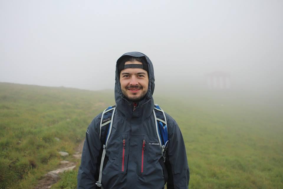 Nicolae Ghimbovschi este vegan și face 160 km cu bicicleta pe săptămână. De unde ia energie?