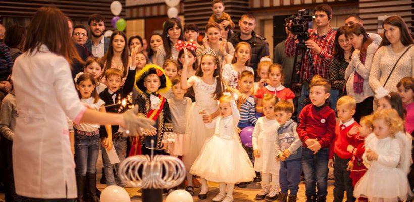 Crăciunul copiilor 2017 – cel mai mare bal de sărbători cu Odoraș
