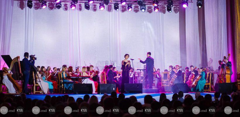 Uniți pentru o cauză nobilă la Gala Generozității! Valentina Naforniță și Alex Calancea au combinat frumos muzica rock cu cea clasică (Foto)