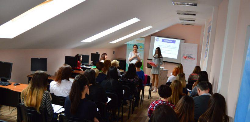 Au învățat de la Maria Marian și Dorina Arsene să se autodepășească pe sine (Foto)