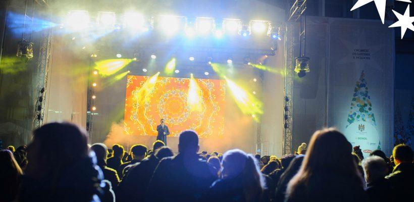 Concert grandios de Revelion în centrul Capitalei. Iată numele artiștilor!