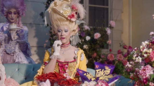 """Katy Perry a intrat în rolul reginei Maria Antoaneta în videoclipul proaspăt lansat """"Hey Hey Hey"""" (Video)"""