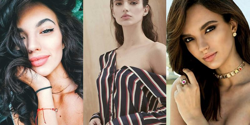 Ana Pîrlog ar putea fi noua Xenia Deli! Moldoveanca a ajuns fotomodel pentru Victoria Beckham (Foto)