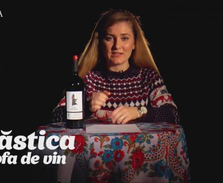 Cum faci un izvar ca la carte? Te învață profa ta de vin, Anastasia Sărătură (Video)