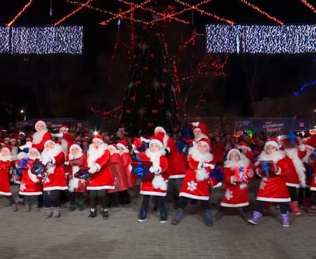 Christmas Fever a ajuns în Orășelul de Poveste Orange (Video)