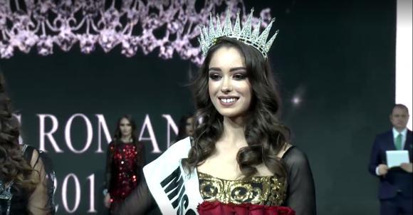 O elevă din București a devenit Miss România 2017! Vezi cât este de frumoasă (Foto)
