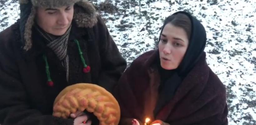 """Zâmbărele parodiază înmormântările din Moldova: """"La gropari le-a pus cămășuici groase de bumbac"""""""