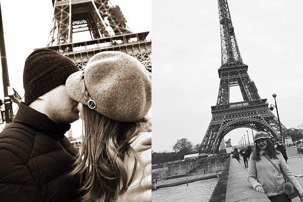 Cristy Rouge, vacanță romantică în Paris alături de iubit! (Foto)
