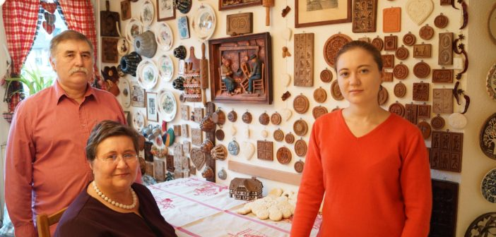 O familie din Republica Moldova cucerește francezii cu biscuiți tipici germani. Află rețeta lor (Foto/Video)