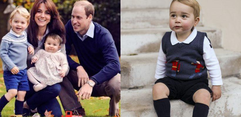 Prințul George a participat la prima serbare de la școală. Ce rol a avut băiețelul