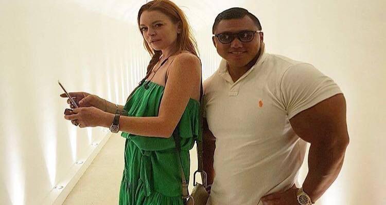 Actrița Lindsay Lohan, într-o relație amoroasă cu un miliardar din Coreea