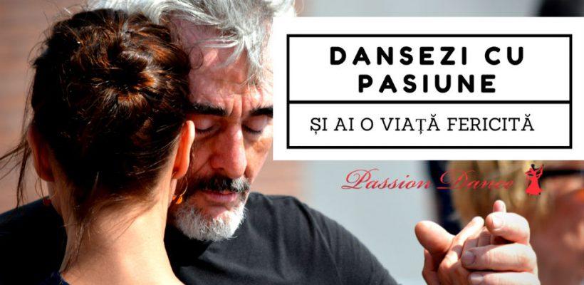 Ai visat mereu să dansezi? Alege Passion Dance – cea mai versatilă școală de dans!