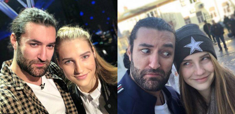 """Smiley, mesaj emoționant pentru Ana Munteanu înainte de finala Vocea României: """"Îți mulțumesc pentru fiecare moment"""""""