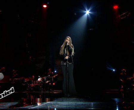 """De la """"ai șanse mari""""… la victorie: Cum a ajuns Ana Munteanu să câștige Vocea României (Video)"""