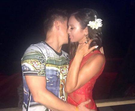 Nu mai pare a fi doar o prietenie! Olga Buzova și Timur Batrutdinov în ipostaze tandre (Foto)
