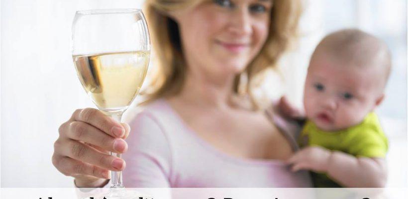 Dilema mămicilor care alăptează, de sărbători: a servi sau nu șampanie? Iată ce recomandă pediatrii