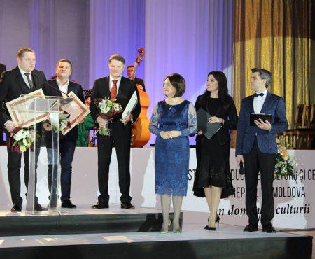 Gala Premiilor în domeniul Culturii! Frații Ștefăneț au fost marii câștigător din lumea muzicii