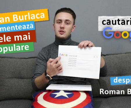 Roman Burlaca, despre pozele nud din telefonul său (Video)
