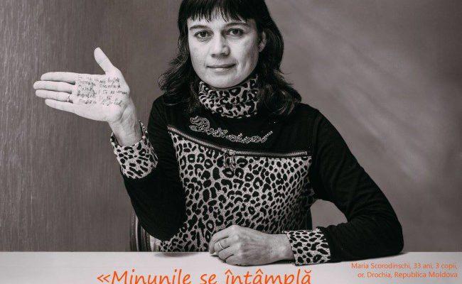 Maria Scorodinschi este o femei luptătoare, care are nevoie de ajutorul tău! Oferă-le unor copii un acoperiș deasupra capului