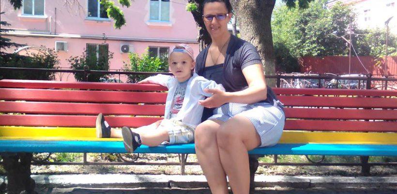 """Optimismul și încrederea unei mame care luptă pentru copilul ei, diagnosticat cu cancer: """"Nici o altă veste nu mă va mai putea tulbura vreodată mai tare decât aceasta"""""""