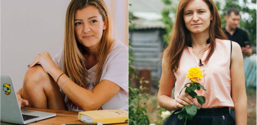 """Ana Ciorici și Angela Sobol la """"Radical din 64"""". Cum arată viața unei femei de afaceri din oraș versus din sat (video)"""