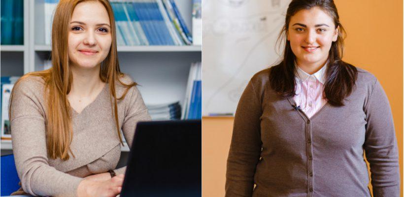 """Cum este să fii o tânără într-un sat sau oraș din Moldova. Experiența văzută prin ochii Sandei Sandu și Rodicăi Caimac la """"Radical din 64"""" (video)"""