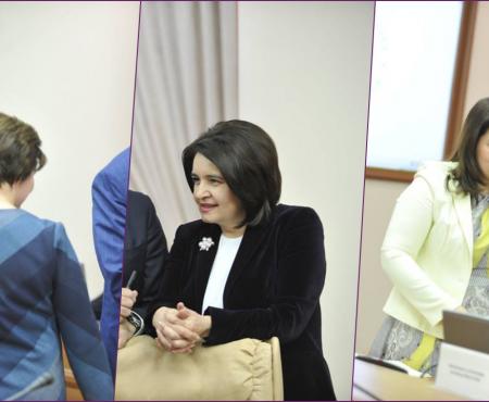 Stilul doamnelor din executiv, comentat de stilista Ruslana Babyi. Vezi pe cine a lăudat și pe cine a criticat (Foto)