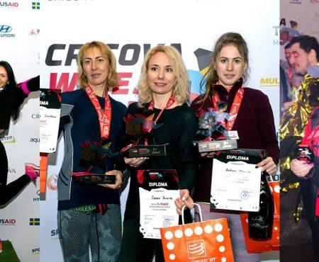 Zeci de femei, printre care jurnalista Dorina Cojocaru și-au testat puterile la Cricova Wine Run 2018! Iată câștigătorii
