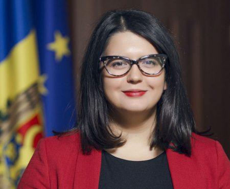 O deputată moldoveancă este înclusă în Topul Forbes 30 under 30