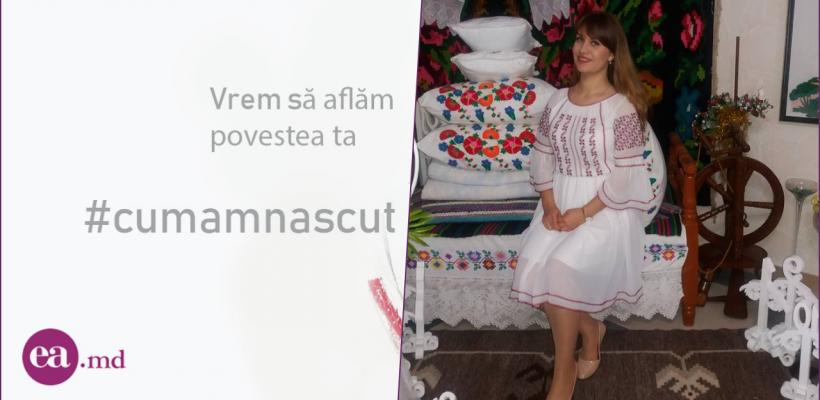 """#Cumamnăscut cu Elena Levinte: """"După naștere, doi ani mă chinuiau coșmarurile, cum alergam pe coridoarele spitalului"""""""