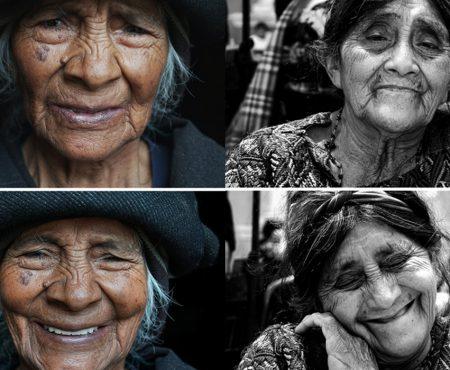 Testul unui fotograf: cum reacționează oamenii atunci când li se spune că sunt frumoși (Foto)