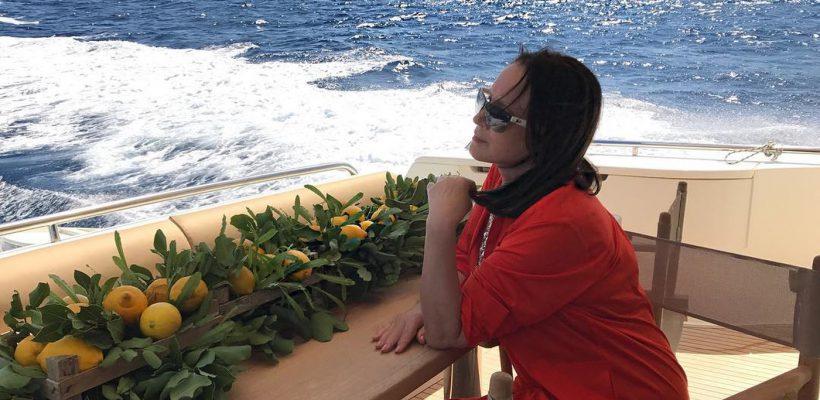 Sofia Rotaru își petrece vacanța în Maldive! (Foto)