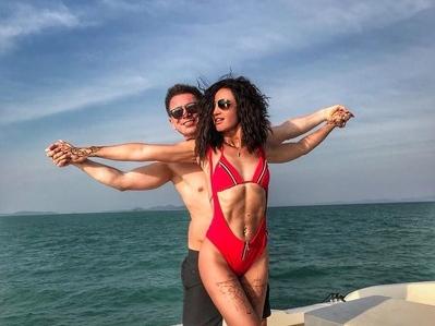 Timur Batrutdinov și Olga Buzova ceva mai mult decât prieteni? Vezi cum s-au relaxat împreună în Thailanda