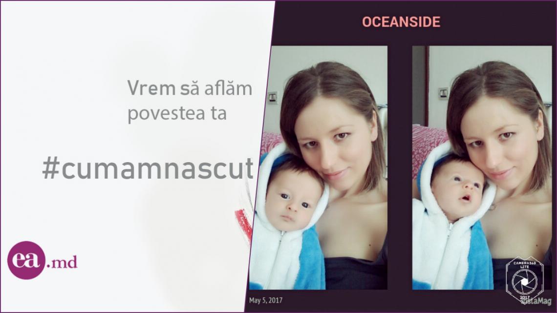 """Lilia Gonța povestește despre experiența nașterii în Italia: """"Aici nu există mită la spital sau cadouri"""""""