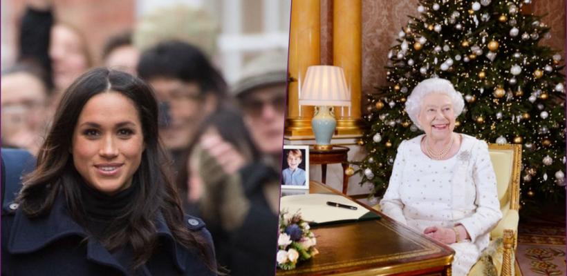 """Ce cadou i-a făcut Meghan Markle de Crăciun Reginei Elisabeta. """"A râs cu lacrimi"""""""