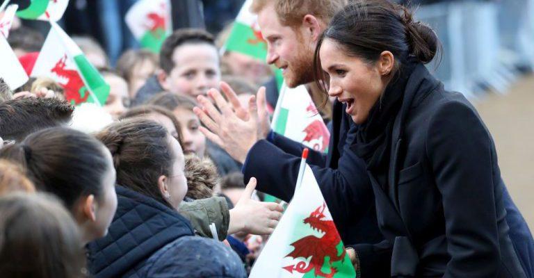 Publicul i-a îndrăgit! Meghan Markle și Prințul Harry încă o apariție reușită (Foto)