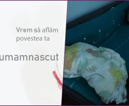 """#CumAmNascut acum 3 ani de la Anastasia Popescu: """"Am fost stoarsă de bani și am fugit din maternitate neexternată"""""""
