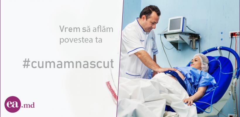 """O mamă aduce speranță prin intermediul campaniei #Cumamnăscut că avem și medici buni: """"Contează tonul vocii medicilor"""""""