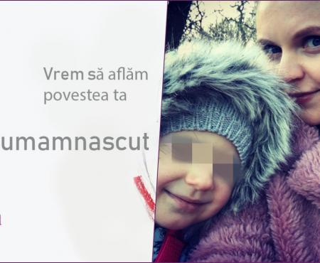 """O mamă vine cu o istorie alarmantă în campania #Cumamnăscut! """"Până la urmă am fugit de la spital cu bebelușul în brațe"""""""