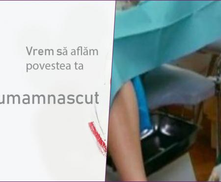 """Povestea unei mame în campania #Cumamnăscut: """"Asistentele nu hrăneau copilul, iar pe mine mă certau că îl vizitez prea des"""""""